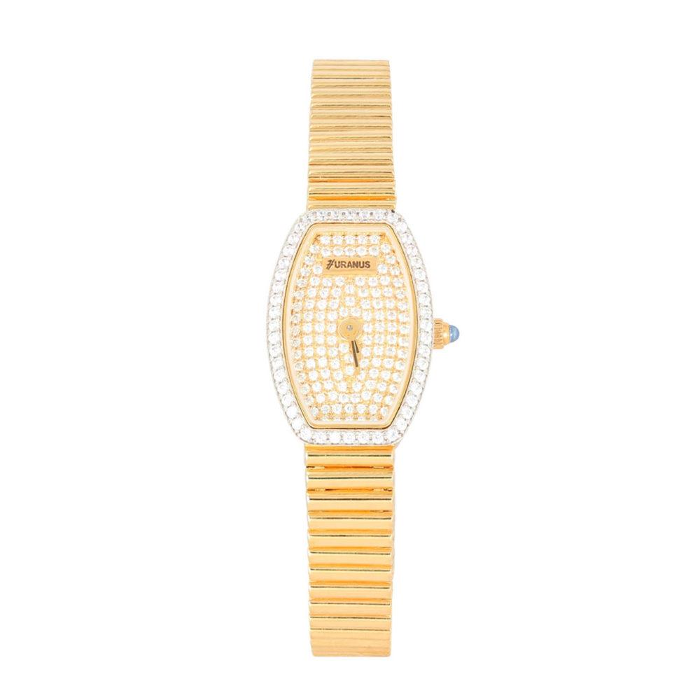 orologio in oro donna