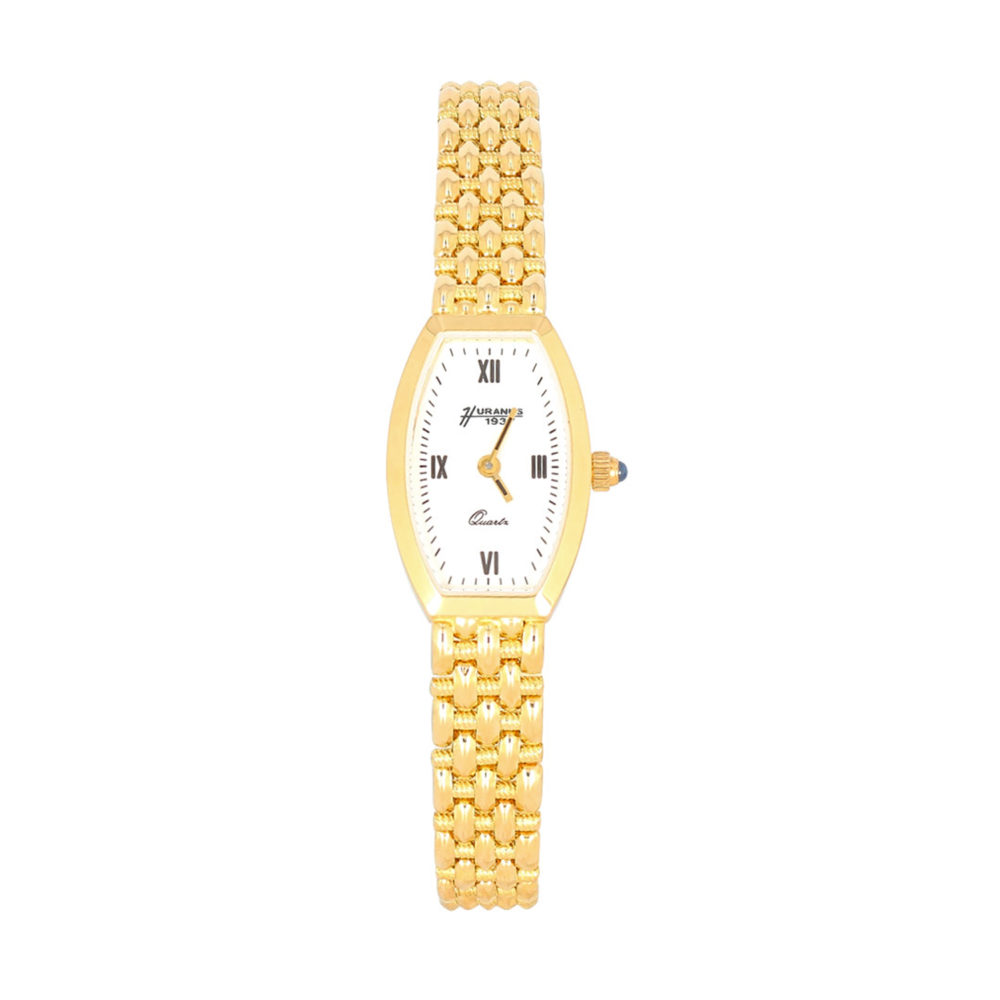 Orologio in oro donna small tonò roman